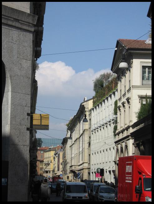 変わらない街、変わり続ける街….ミラノ
